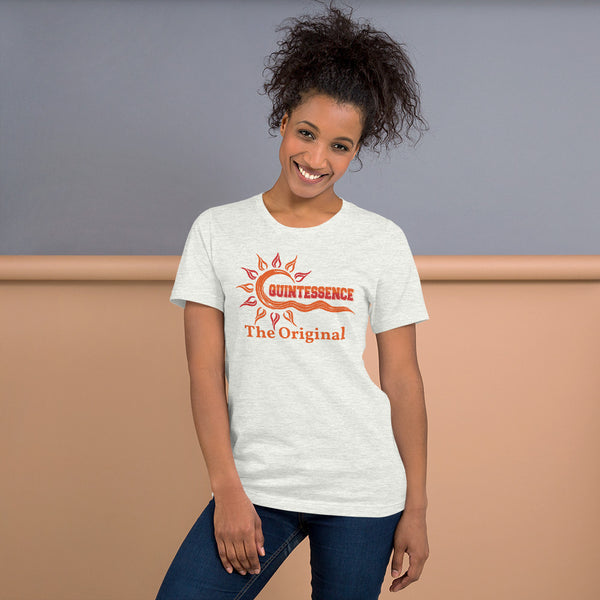 Hampton University QT The Original Basic. Short-Sleeve Unisex T-Shirt - We Wear Our HBCUs