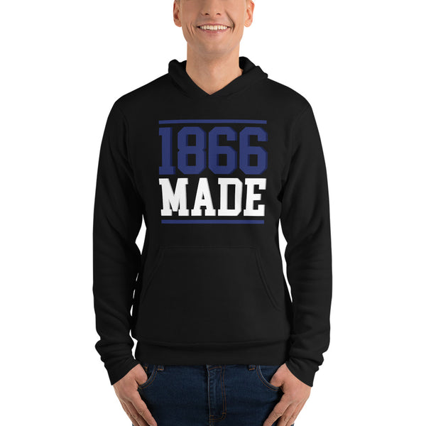 Lincoln University (MO) 1866 Made Unisex Pullover Hoodie - We Wear Our HBCUs