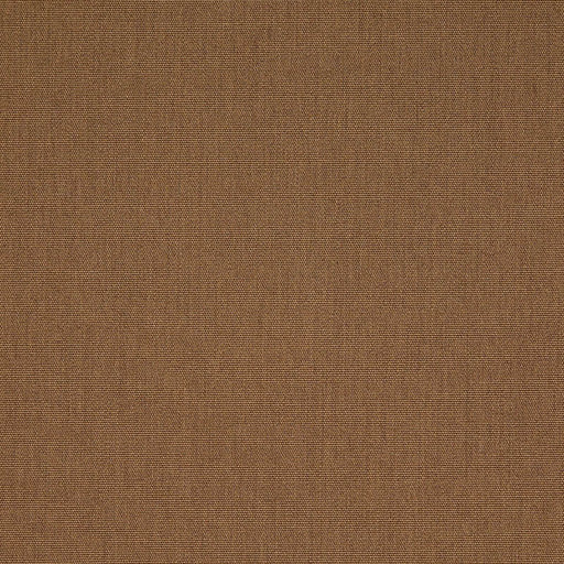 Sunbrella® 57001‑0000 Canvas Chestnut Upholstery Fabric