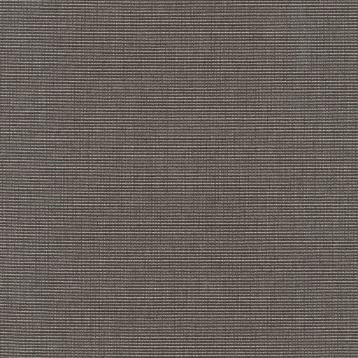 Sunbrella® 5489‑0000 Canvas Coal Upholstery Fabric