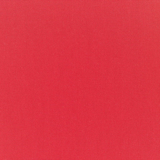 Sunbrella® 5477‑0000 Canvas Logo Red Upholstery Fabric