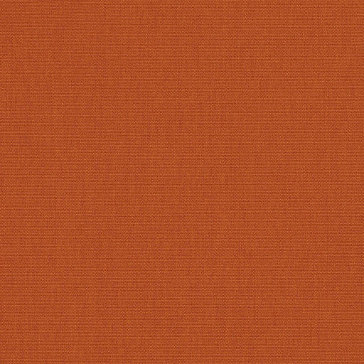 Sunbrella® 54010‑0000 Canvas Rust Upholstery Fabric