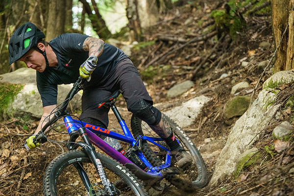 Review: Fuji Auric LT Enduro Bike