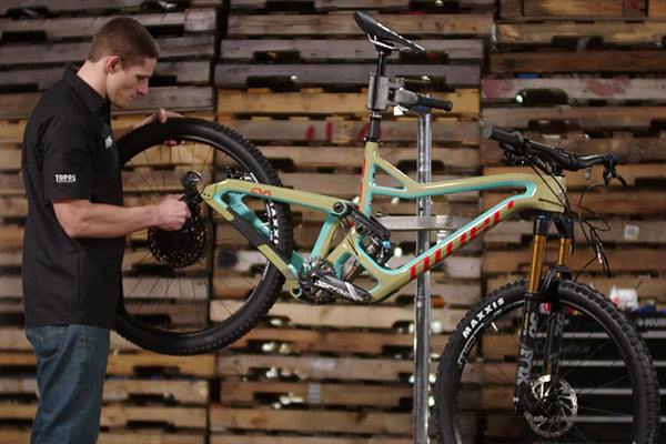 Video: Niner RIP 9 RDO Trail Bike Build