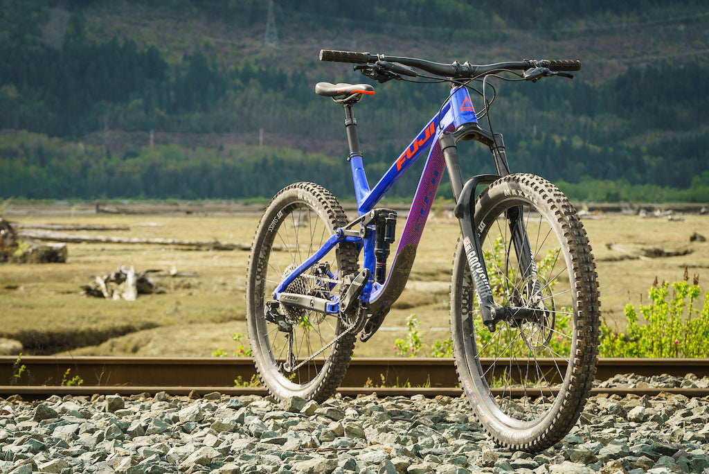 Fuji Auric LT Enduro Bike