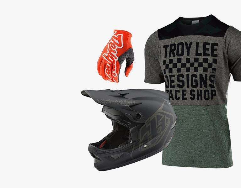 Troy Lee In Stock