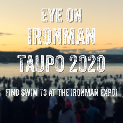 Swim T3 at Ironman  Taupo