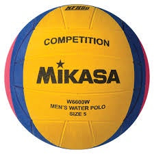 MIKASA WATERPOLO BALL MENS W6600W