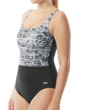 WOMENS LUCID SCOOP NECK CONTROLFIT LUCID TYR