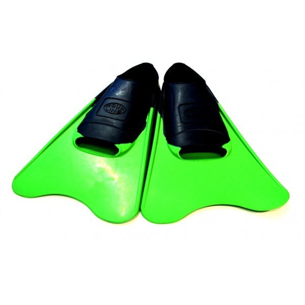 TANGA FINS SHORT BLUE/GREEN - RUBBER