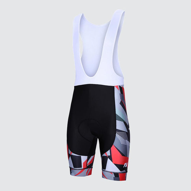 MENS LYCRA POWER BIB SHORTS ZONE 3
