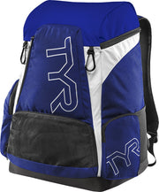 TYR ALLIANCE 45L BACKPACK - ROYAL/WHITE