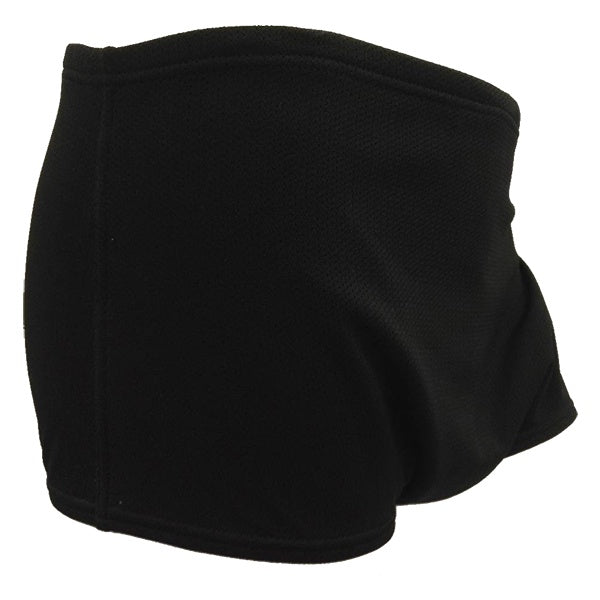 DRAG SHORT TRAINING MESH SUIT - BLACK