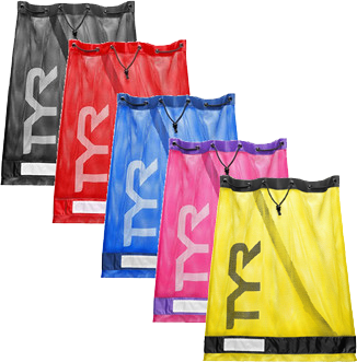 MESH EQUIPMENT BAG TYR