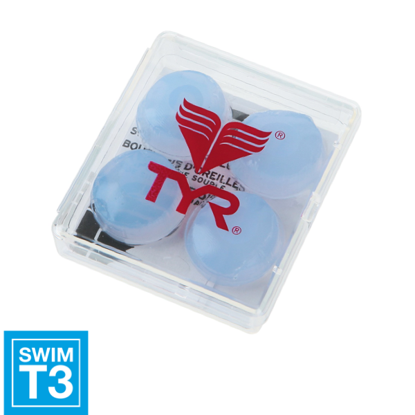 SOFT SILICONE EARPLUGS TYR