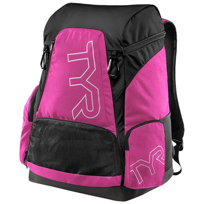 TYR ALLIANCE 45L BACKPACK - PINK/BLACK