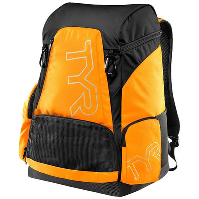 TYR ALLIANCE 45L BACKPACK - FLURO ORANGE/BLACK