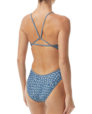 WOMENS BLUE RAZZLE LATERALFIT TYR