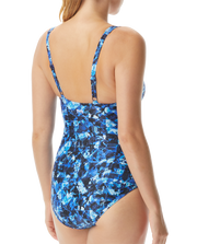WOMENS MAKAI LATTICE CONTROLFIT BLUE TYR