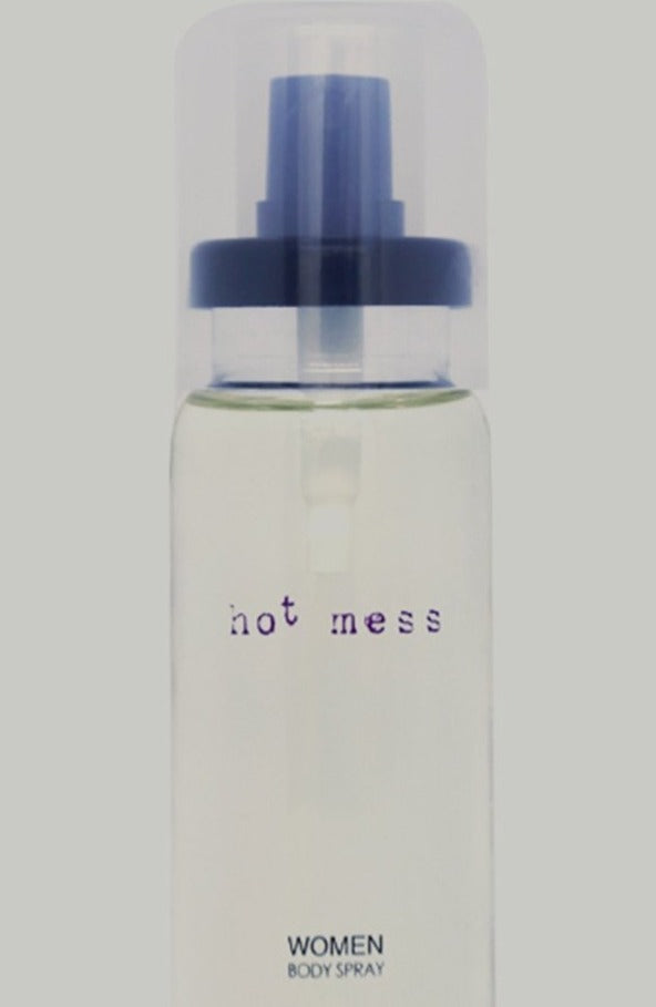 Hot Mess Body Spray for Women