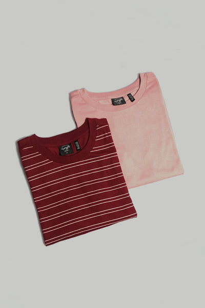Ladies' Regular Fit Bundled Tees