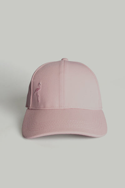 Flamingo Embro Curved Cap