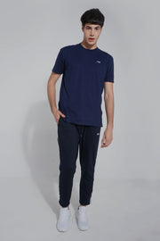 Premium Threads Easy Fit Tee with Chest Embro