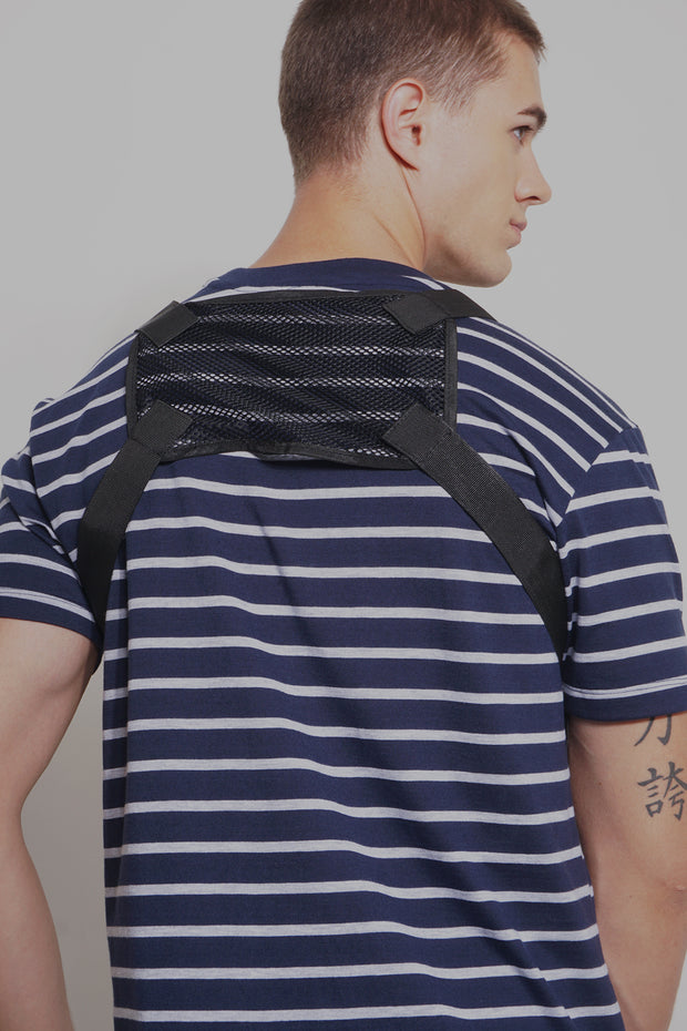 OXGN Monogram Chest Bag