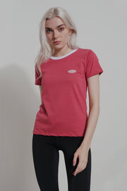Regular Fit Tee With OXGN Logo