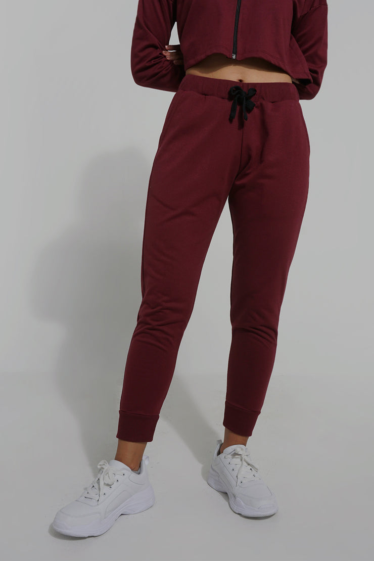 Track Pants With Drawstring