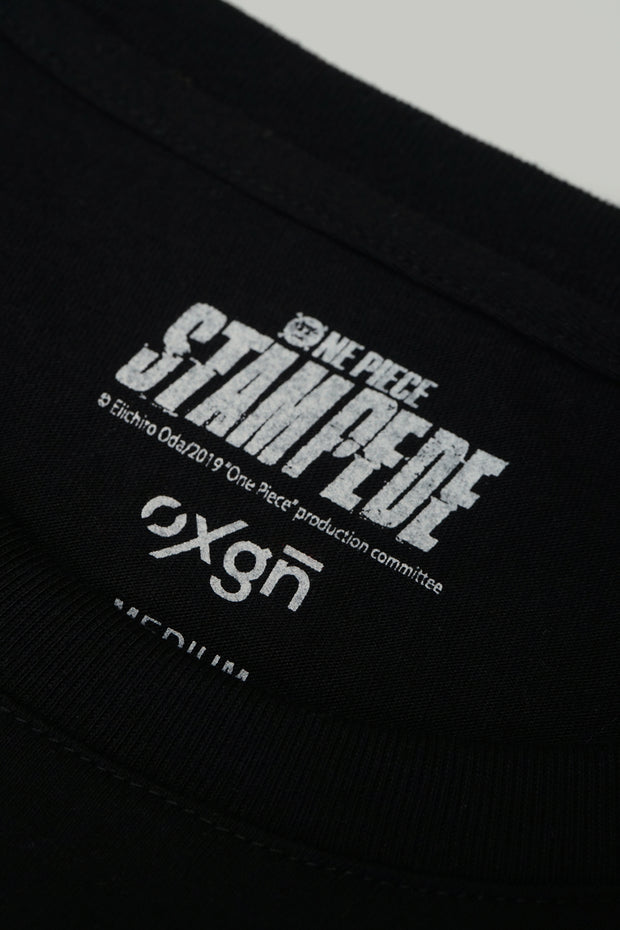 One Piece Stampede Easy Fit Tee with Special Print