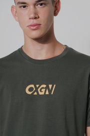 OXGN Easy Fit Tee With Graphic Print