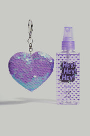 HeyHeyHey Purple Night is Young Giftset for Women