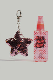 HeyHeyHey Pink Night is Young Giftset for Women