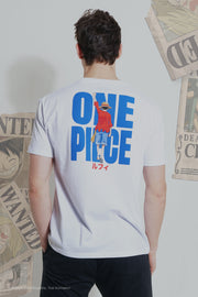 One Piece Easy Fit Tee With Luffy Special Print