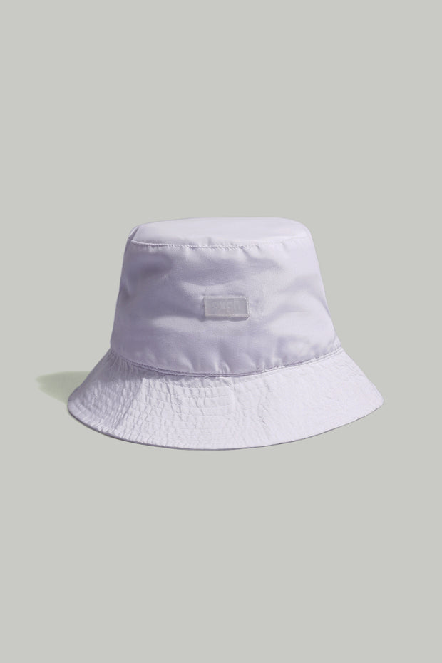 Bucket Hat With Patch