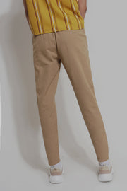 Mid Waist Trousers