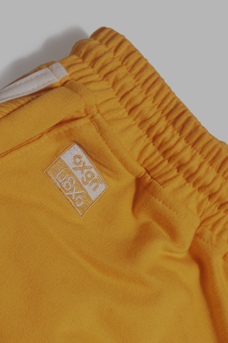 Premium Threads Regular Trackpants With OXGN Embroidery