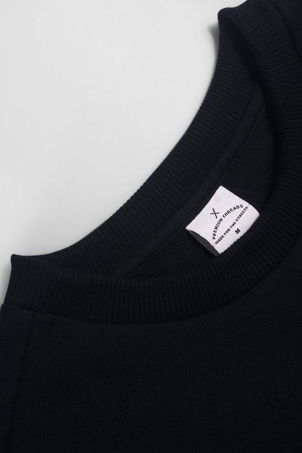 Premium Threads Pullover With Embroidery