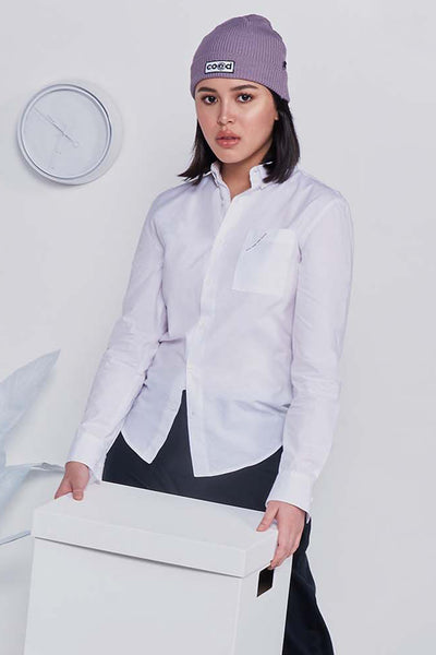 COED Regular Fit Shirt With Pocket