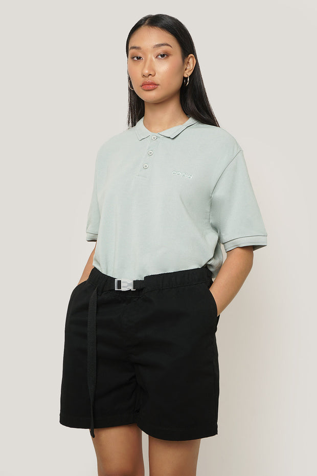 COED Poloshirt With Embroidery