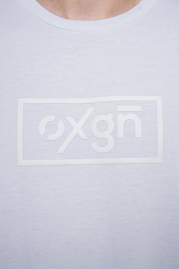 OXGN Easy Fit Tee With Special Print