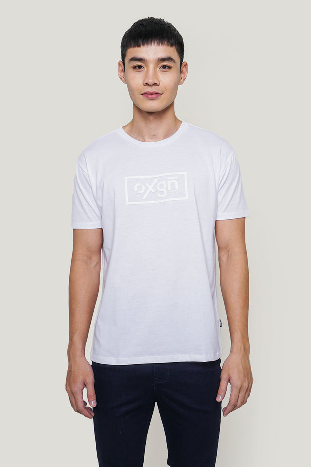 Logo Easy Fit Tee With Special Print