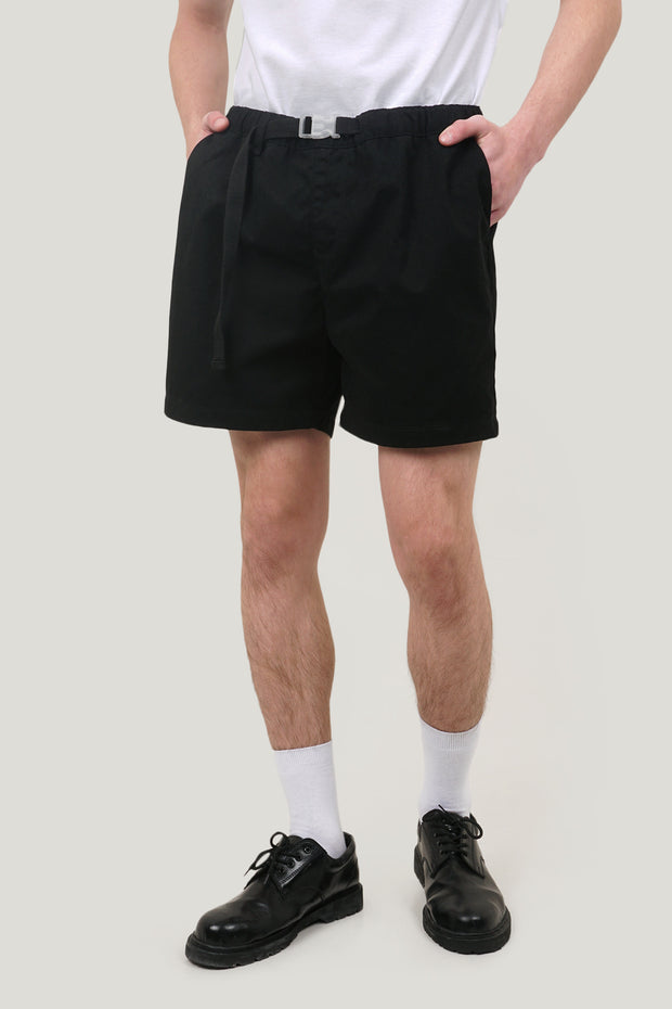 COED Fit Shorts With Embroidery