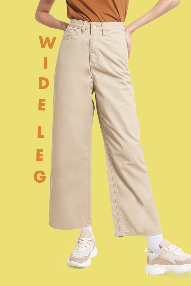 Urban Wide Fit Trousers