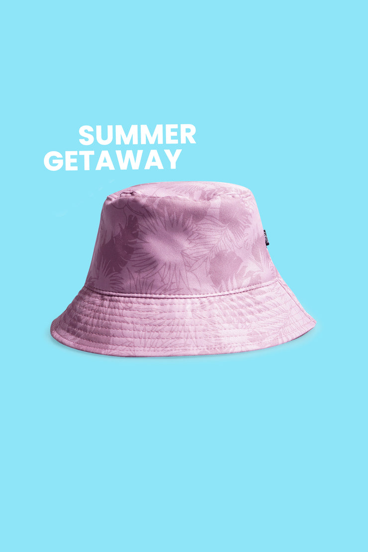 Premium Threads Printed Bucket Hat