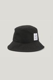 COED Bucket Hat With Woven Label