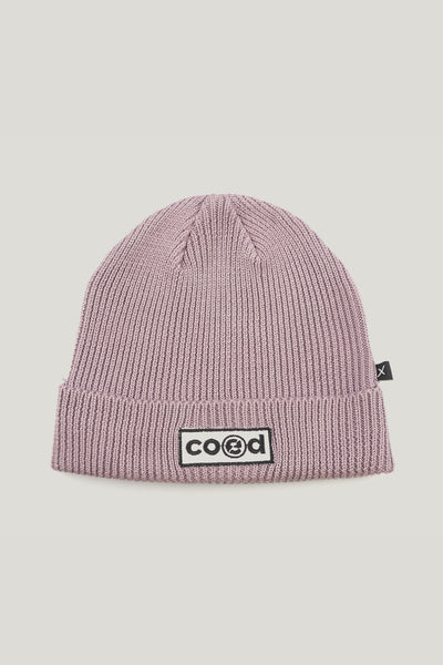 COED Beanie With Embroidery