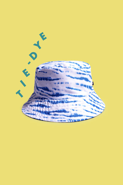Tie Dyed Bucket Hat