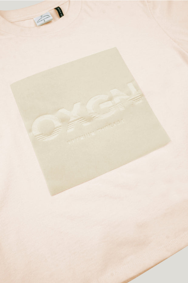 Premium Threads Boxy Tee With Special Print